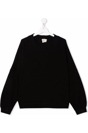 Caffe' D'orzo Hoodies - TEEN Brunella glittered sweatshirt