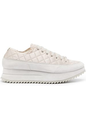 Pedro Garcia Women Sneakers - Orlanda quilted leather trainers