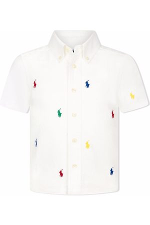 Ralph Lauren Polo Pony embroidered shirt