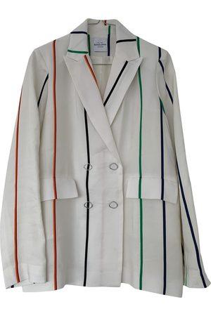 ROSEANNA Linen suit jacket