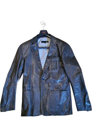 Roberto Cavalli Leather vest