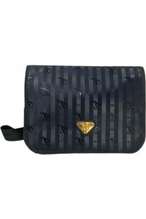 Maison Mollerus Leather crossbody bag