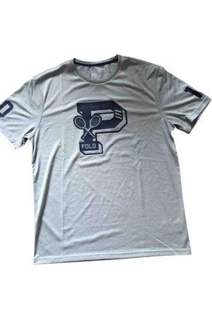 Polo Ralph Lauren Grey Polyester T-shirt
