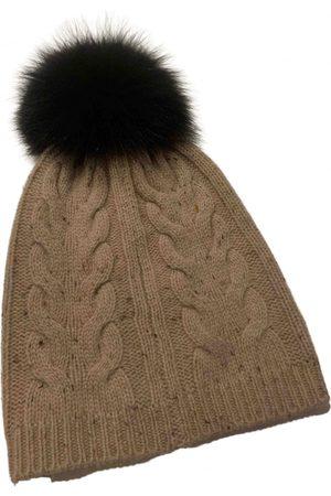 YVES SALOMON Wool beanie