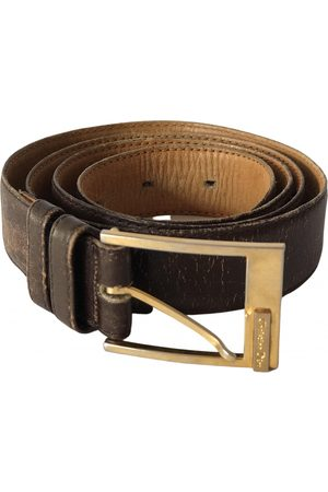Dior Leather belt
