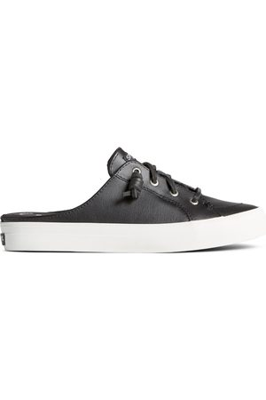 Sperry Top-Sider Women's Sperry Crest Vibe Leather Mule Sneaker , Size 5M