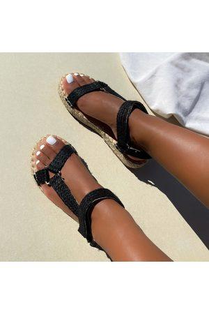 simmi.com Lupe Strappy Espadrille Sandals
