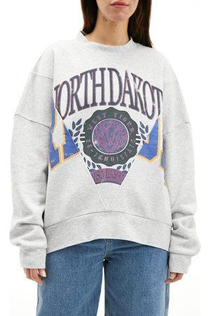 BDG Urban Outfitters Women's Dakota Spliced Sweatshirt