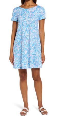 Lilly Pulitzer Women's Lilly Pulitzer Kimi Paisley Pima Cotton A-Line Dress