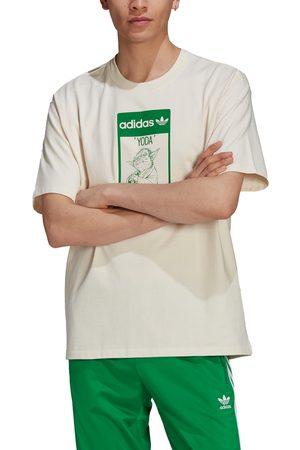 adidas Men's Tee Yoda Organic Cotton Graphic Tee