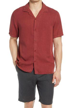 NN.07 Men's Miyagi 5029 Short Sleeve Button-Up Camp Shirt