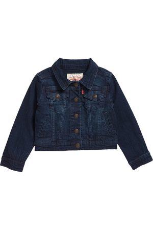 Levi's Toddler Girl's Kids' Denim Trucker Jacket