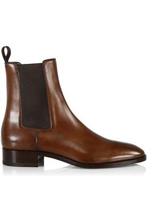 Christian Louboutin Samson Leather Chelsea Boots