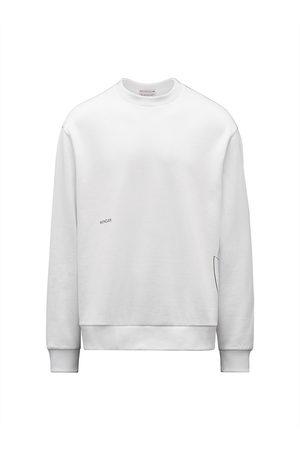Moncler Cotton Crewneck Pull-Over Sweatshirt