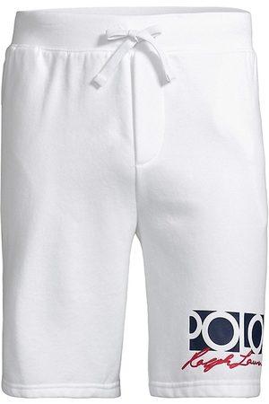 Polo Ralph Lauren Logo Cotton Drawstring Shorts