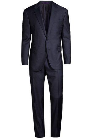 Ralph Lauren Doug Two-Button Slim-Fit Suit
