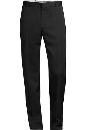 Alexander McQueen Slim Wool Trousers
