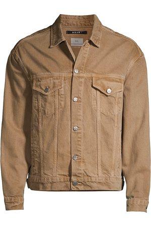 KSUBI Dunez Collared Jacket