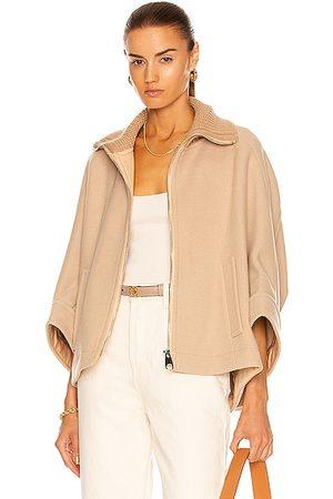 Chloé Wool Coat in