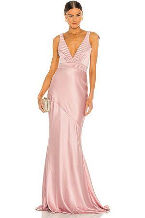 Zhivago Women Evening dresses - Beloved Gown in Blush.