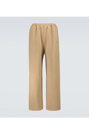 Balenciaga Cotton jersey sweatpants
