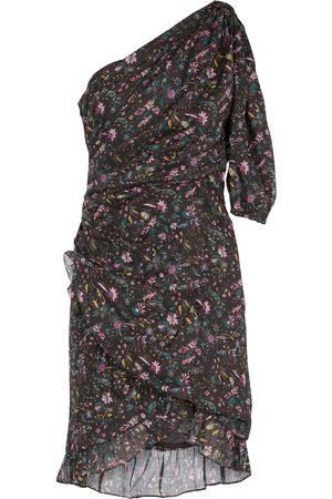 Isabel Marant Esthera floral cotton minidress