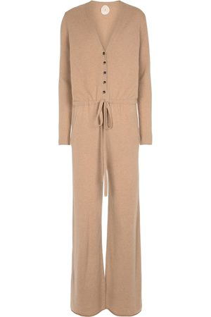 Jardin des Orangers Wool and cashmere jumpsuit