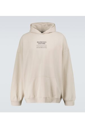 Balenciaga Couture hooded sweatshirt
