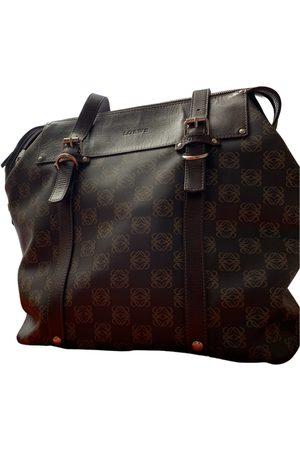 Loewe Women Purses - T Shopper cloth handbag