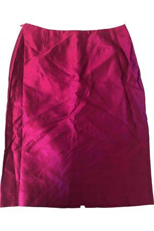 WEILL Silk skirt suit