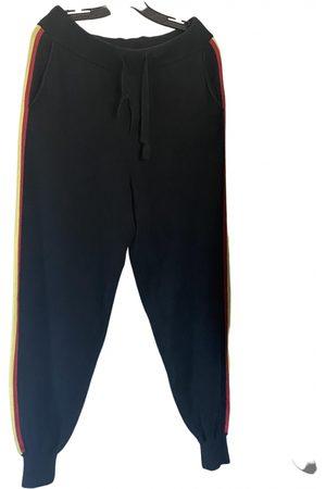 Olivia von Halle Silk trousers