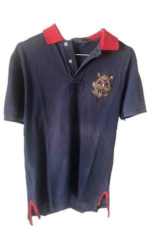 Polo Ralph Lauren Navy Cotton T-shirt