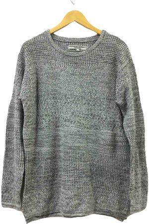 KATHARINE HAMNETT Grey Wool Knitwear & Sweatshirts