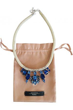 Max Mara Crystal necklace