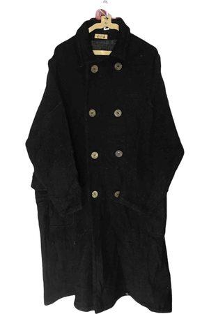 Issey Miyake Wool trenchcoat