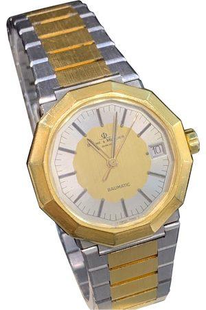 Baume et Mercier Women Watches - Gold and steel Watches