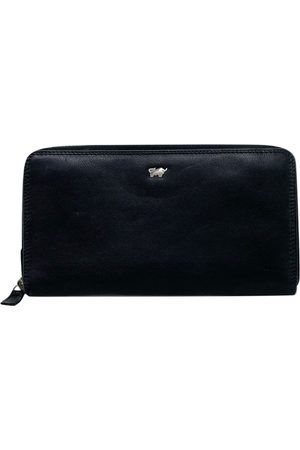Braun büffel Leather wallet