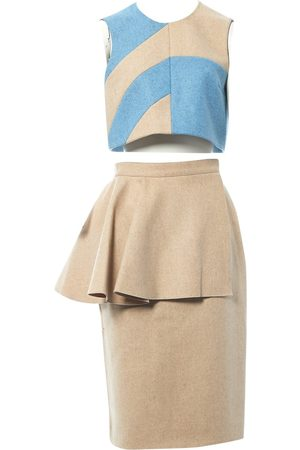 Roksanda Women Suits - Wool skirt suit