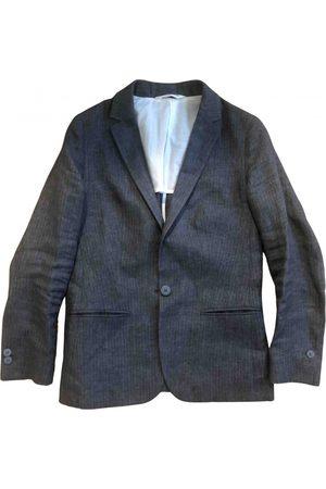 Chloé Grey Linen Jackets