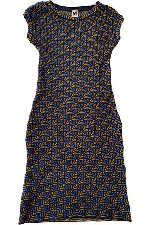 M Missoni Wool mid-length dress