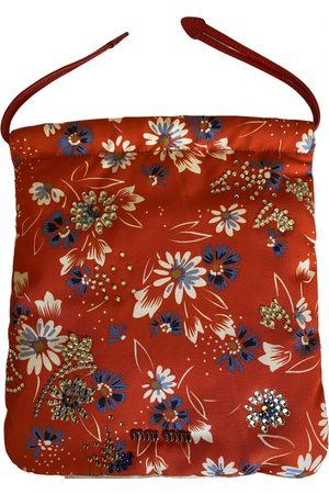 Miu Miu Cloth clutch bag