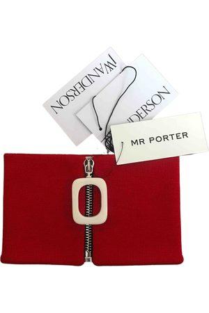 J.W.Anderson Wool scarf & pocket square