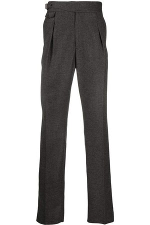 Alexander McQueen Classic Straight Pants
