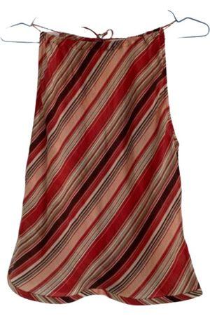 PEDRO DEL HIERRO Silk top