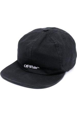 OFF-WHITE Embroidered Logo Baseball Cap