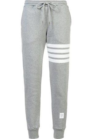 Thom Browne Four Bar Graphic Leg Sweatpants