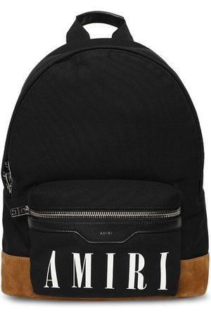 AMIRI Canvas Classic Backpack
