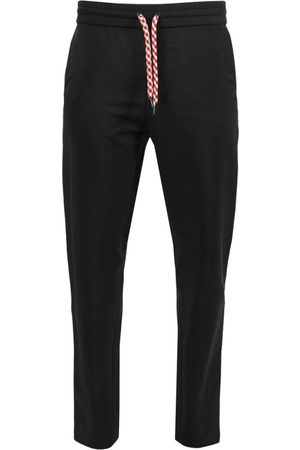 Burberry Wool-Blend Jogger Pants