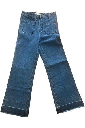 WEILI ZHENG Bootcut jeans