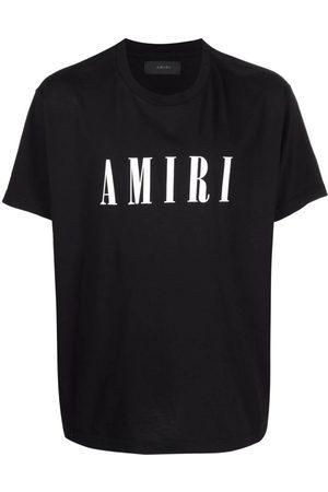 AMIRI Logo-Print Short-Sleeved T-Shirt